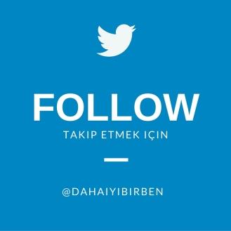 takip etmek için.